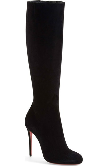 tall boot christian louboutin